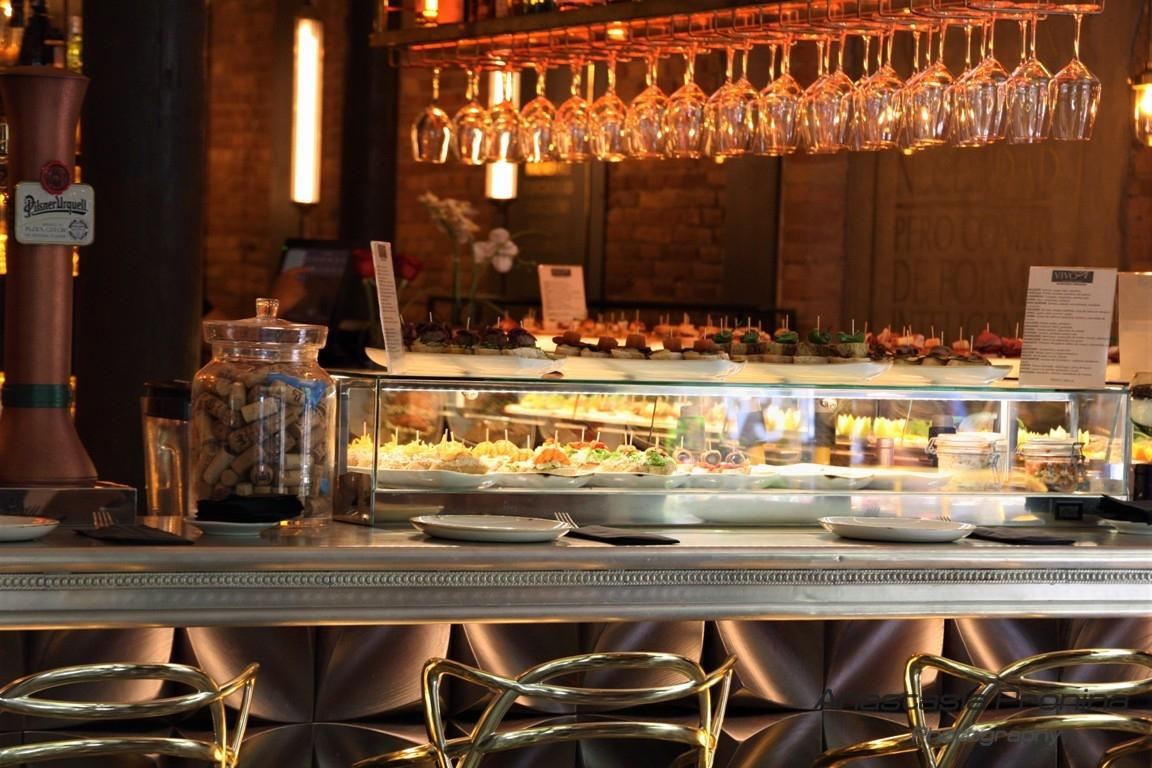 Тапас-бар в Барселоне