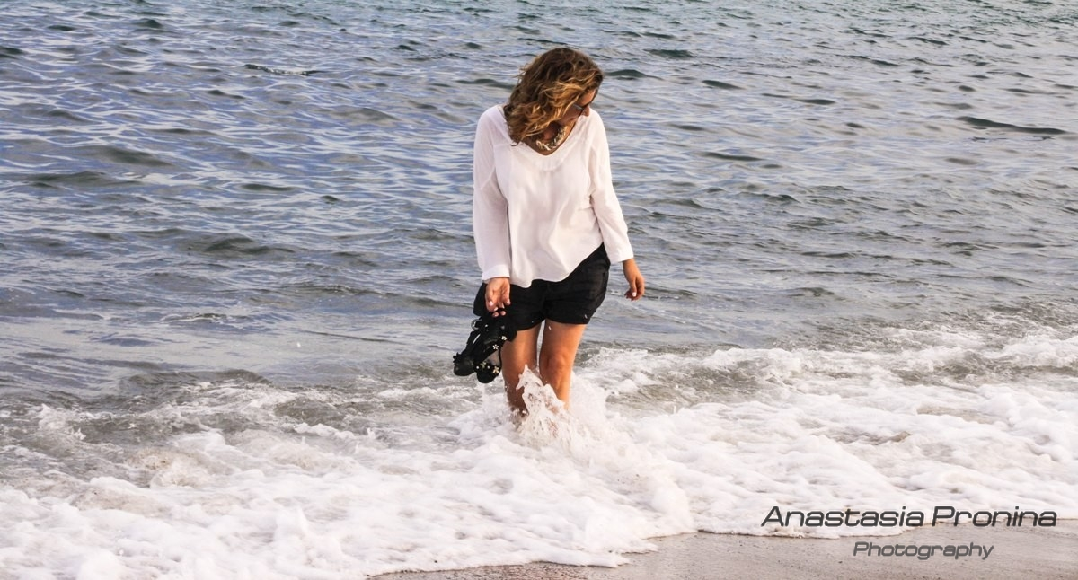 Эмоциональные фотосессии на пляже