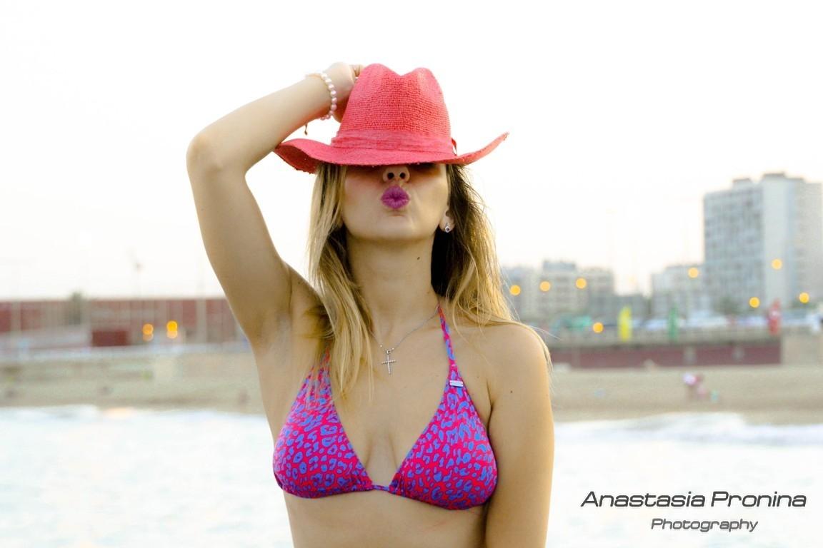 Фотосессии на пляже, морские фотосессии в Барселоне