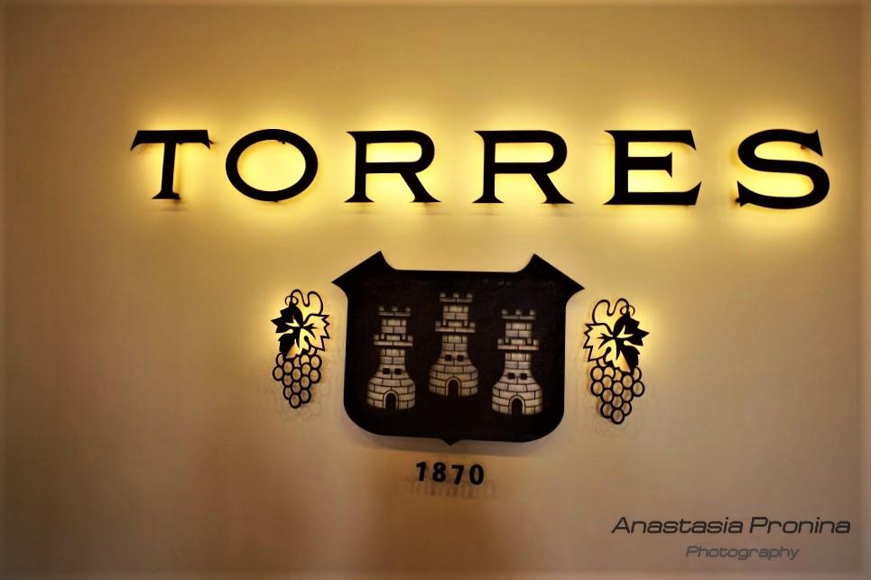 Винодельня  Torres