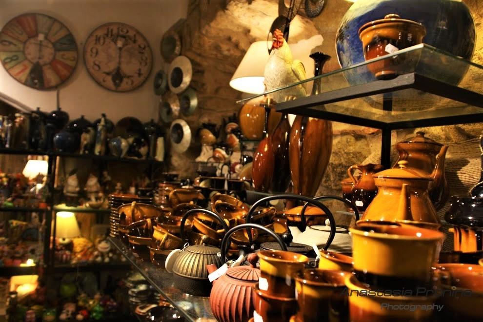 Сувенирный магазин, город Пальс