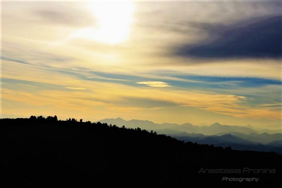 Высоко в горах, Коста Брава, Сант-Пере-де-Родес