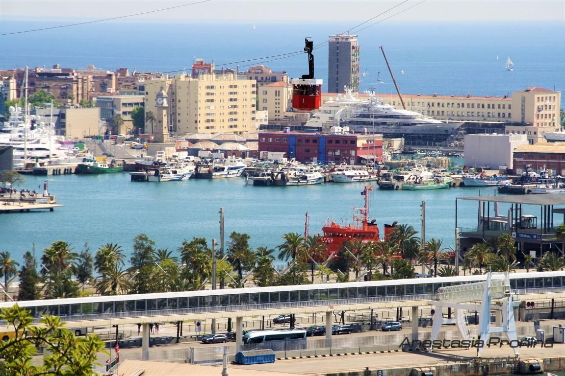 Фото-тур, смотровая площадка Барселоны