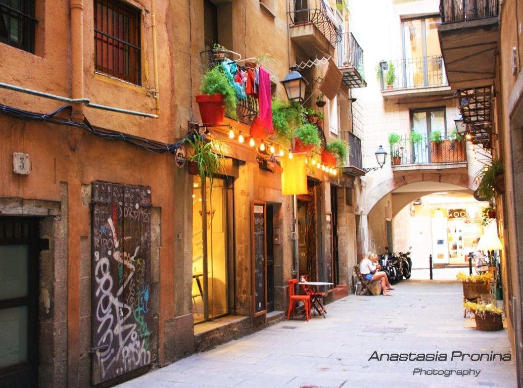 Фото-прогулки по Барселоне