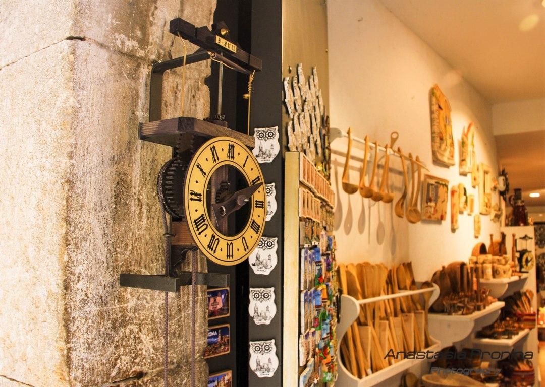 Магазинчик в Жироне