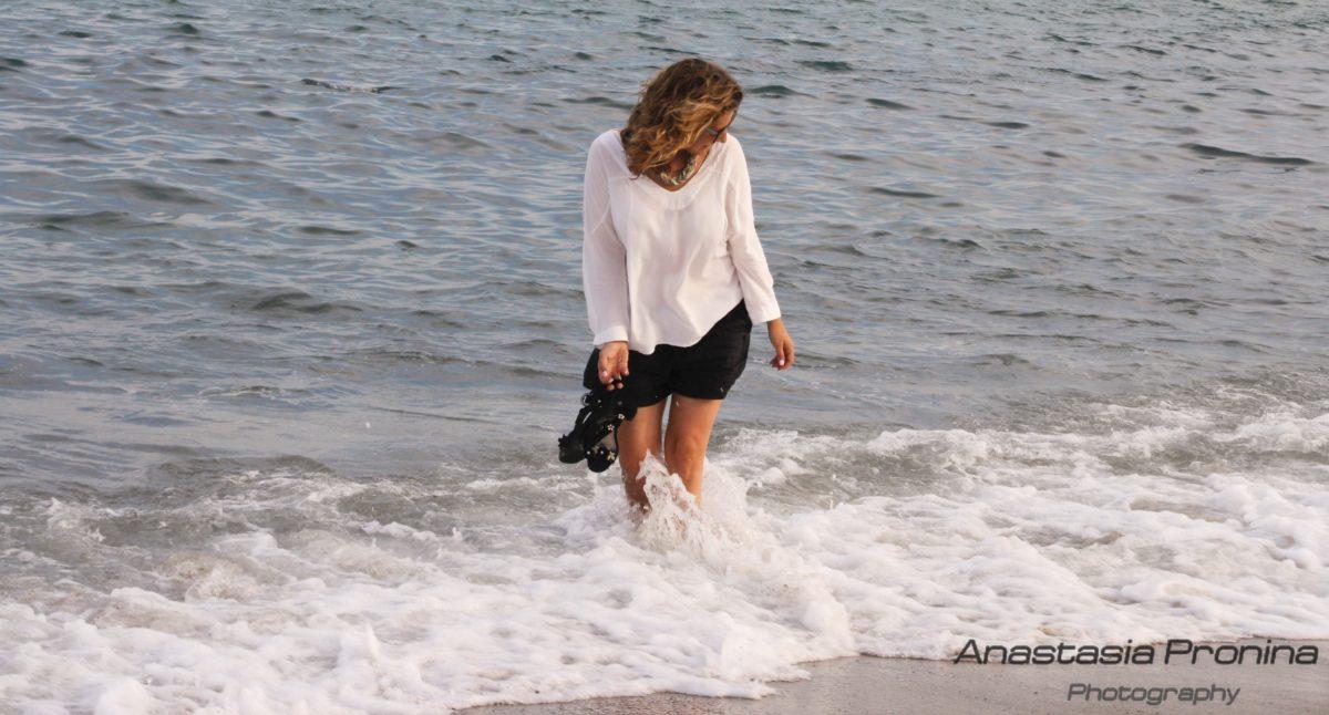 Sesión de Fotos en la Playa Barcelona