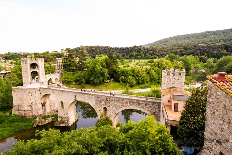 Бесалу- средневековая романтика