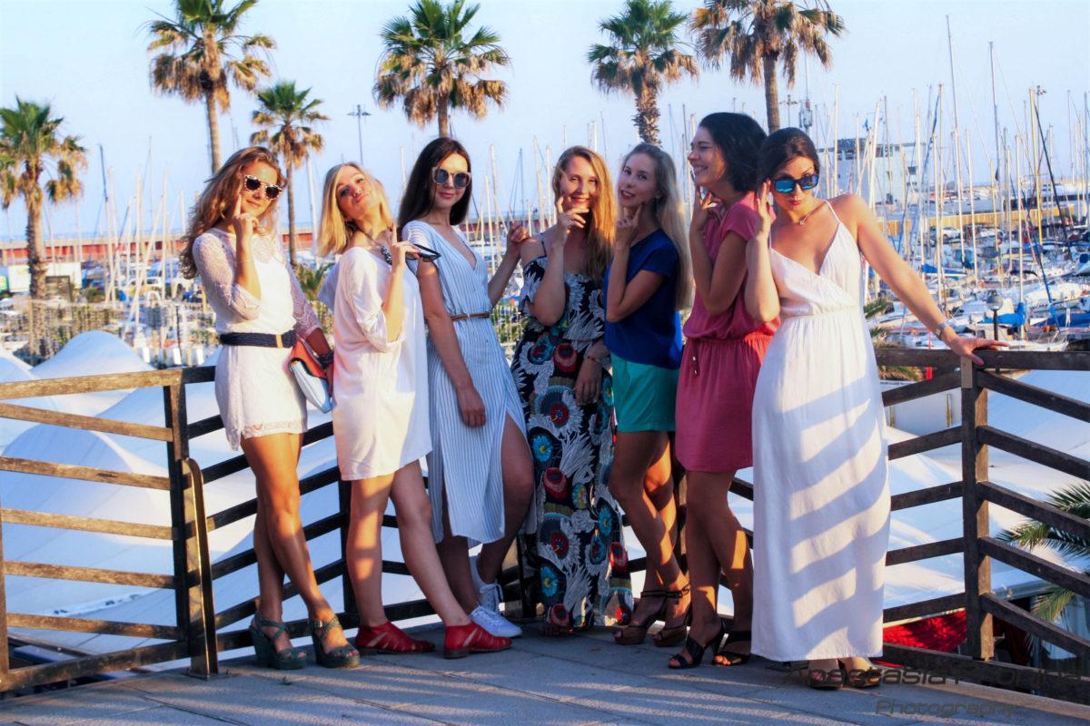 Organización de despedidas de soltera en Barcelona