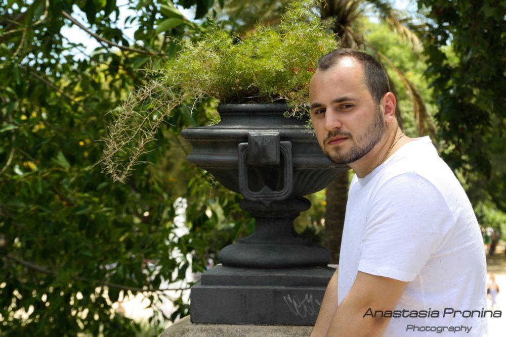 Мужские фотосессии в Барселоне