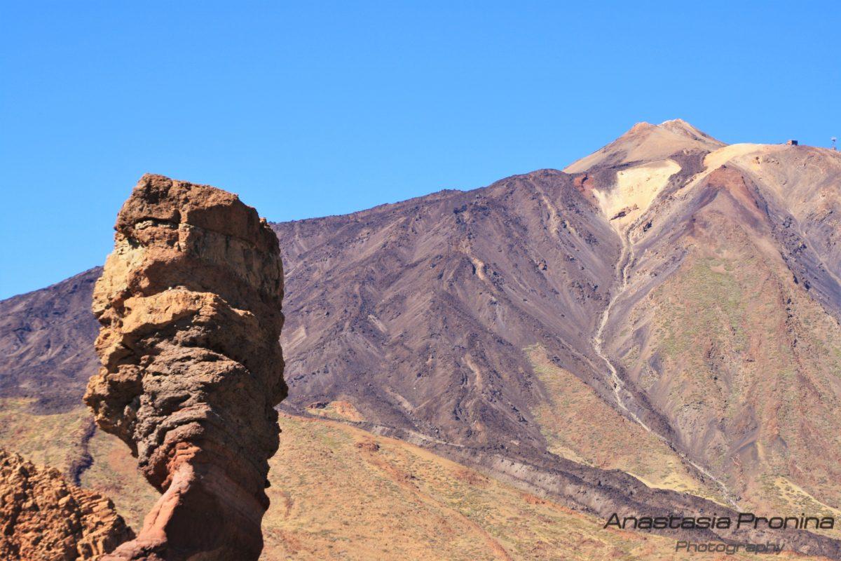 Высоко в горах, Тенерифе, путешествия для фотографов и фотолюбителей