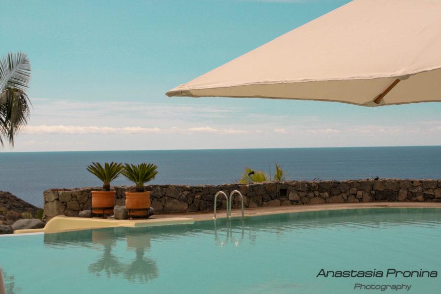 Luxury hotel The Ritz-Carlton, Abama, Tenerife