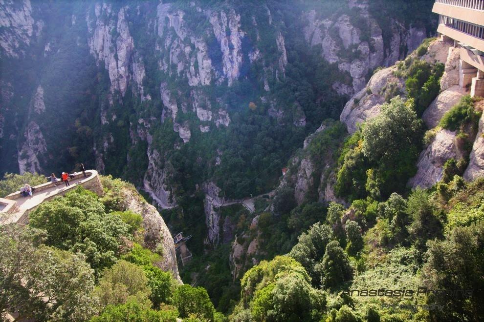 Fotografía de Montserrat
