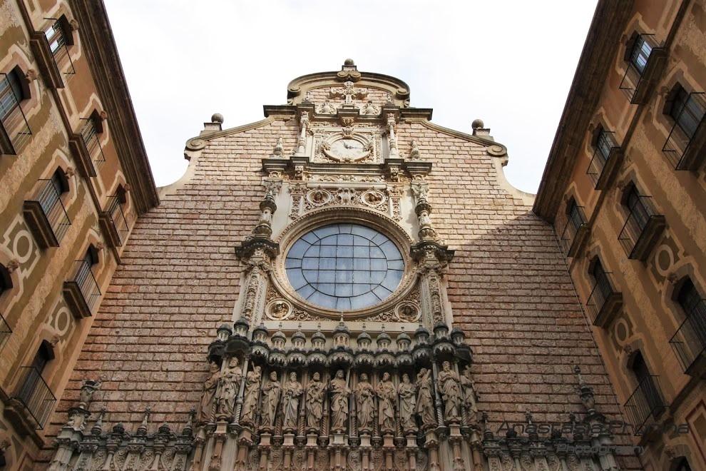 Montserrat, Barcelona, Catalunya.