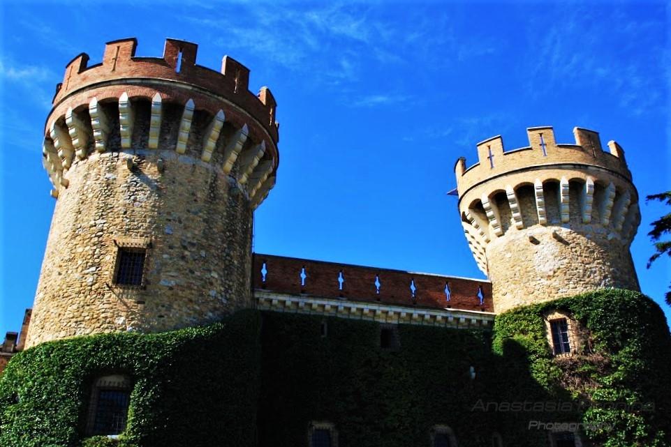 Замок Пералада, путешествия по неизведанной Каталонии
