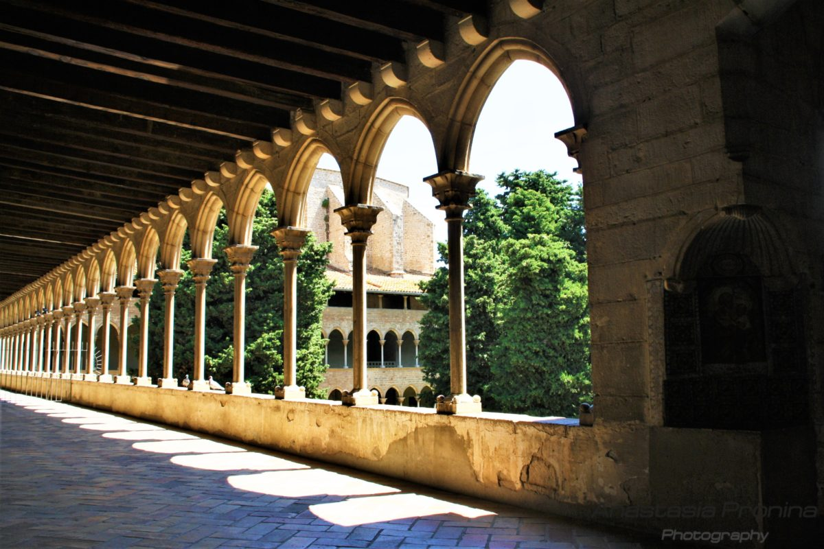 The Monastery of Pedralbes our phototour