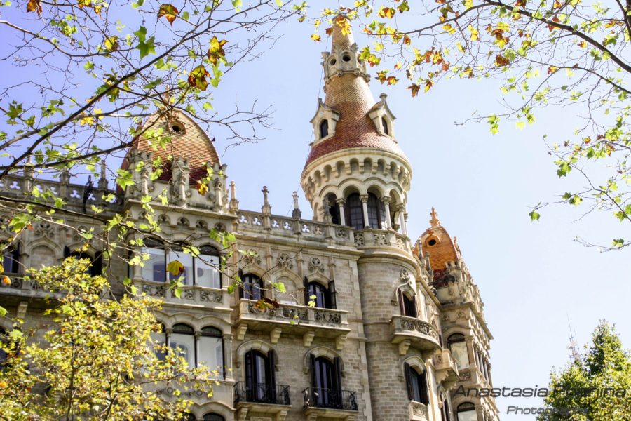 Barcelona, Autumn pictures
