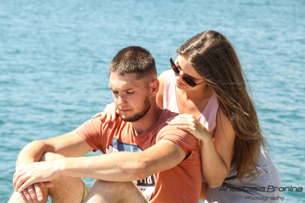 Couple photoshoots in Barcelona