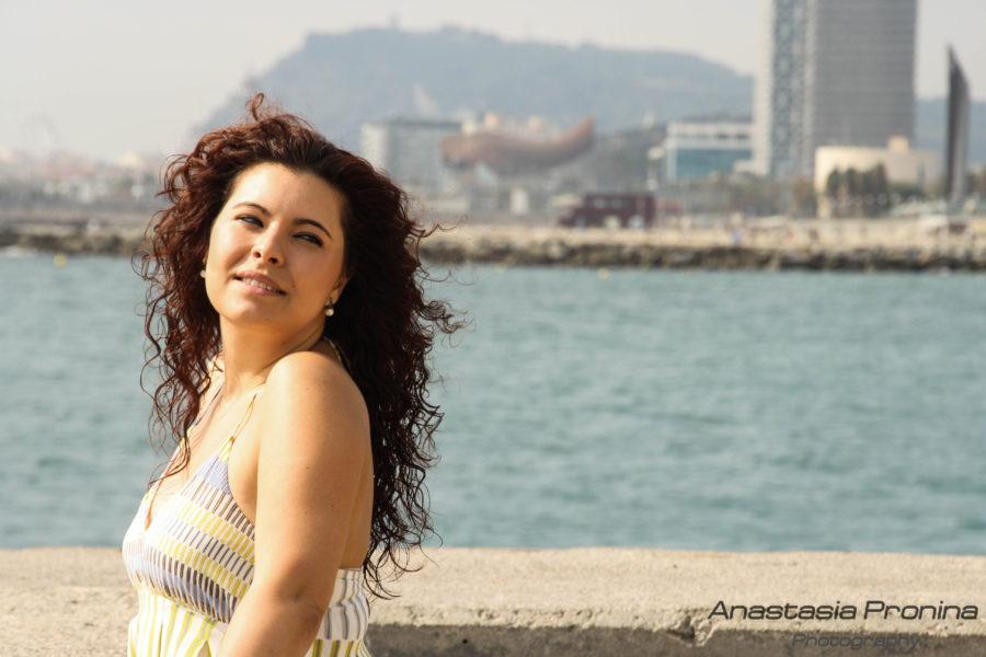 Фотосессии на море Барселона