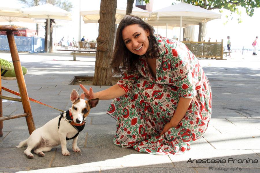 Женская фотосьемка в Барселоне