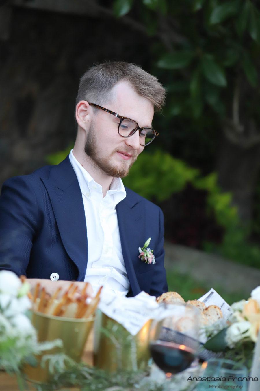 Свадебная фотосессия Эдуарда и Дарьи