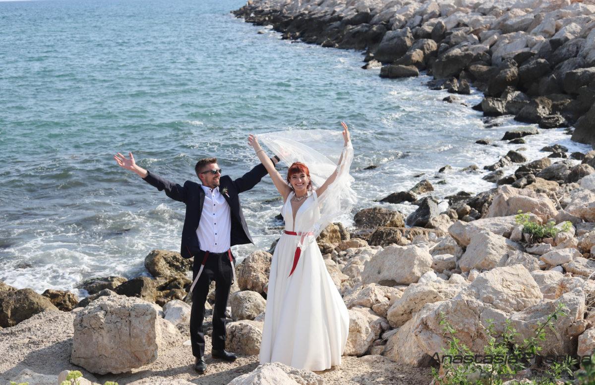 Wedding Mark and Elvira