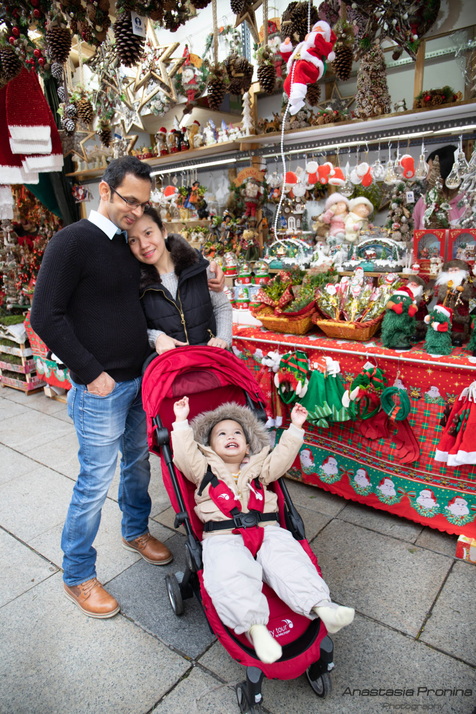 Семейные фотосессии для гостей из Стокгольма